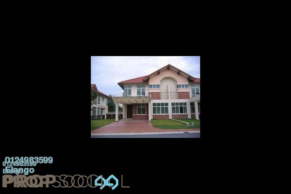For Sale Semi-Detached at Maplewoods, Saujana Freehold Semi Furnished 5R/5B 2.65m