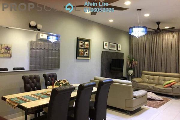 For Sale Terrace at Avira, Bandar Bukit Raja Freehold Semi Furnished 4R/3B 730k