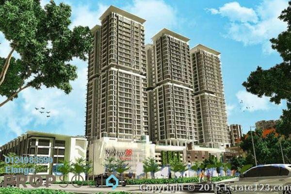 For Sale Condominium at Nadayu28, Bandar Sunway Freehold Fully Furnished 3R/4B 1.35m