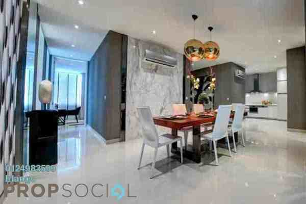 For Sale Condominium at Nadayu28, Bandar Sunway Freehold Fully Furnished 4R/4B 1.6m