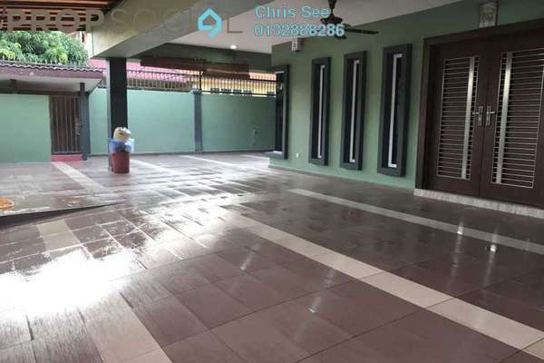 For Sale Terrace at Taman Bukit Kinrara, Bandar Kinrara Freehold Semi Furnished 5R/4B 1.1m