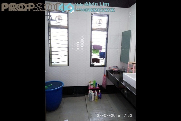 For Sale Bungalow at Taman Aman Perdana, Meru Freehold Semi Furnished 5R/4B 1.28m