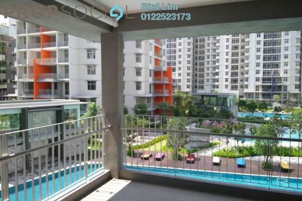 For Rent Condominium at Midfields 2, Sungai Besi Freehold Unfurnished 3R/2B 1.78k