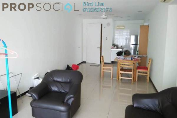 For Rent Condominium at Midfields, Sungai Besi Freehold Semi Furnished 3R/2B 1.39k