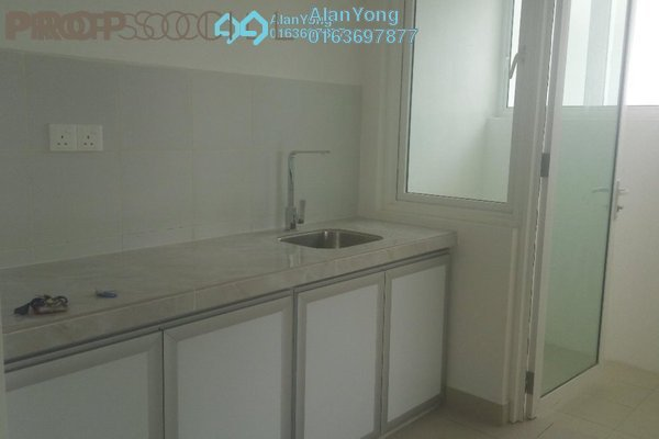 For Rent Condominium at Mercury Serviced Apartment @ Sentul Village, Sentul Freehold Fully Furnished 3R/2B 1.9k