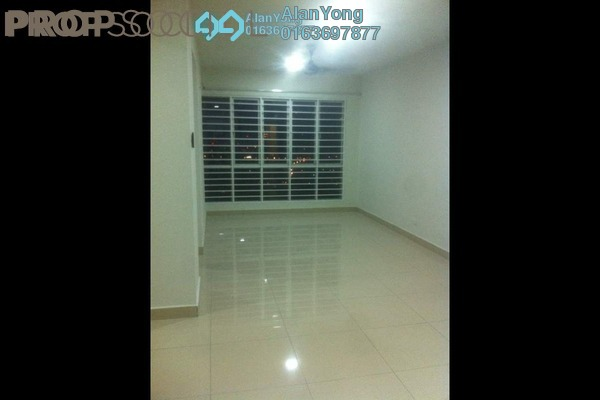 For Rent Condominium at Maxim Citilights, Sentul Leasehold Semi Furnished 3R/2B 1.4k
