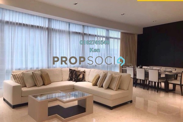 For Sale Condominium at Banyan Tree, KLCC Freehold Fully Furnished 3R/4B 5.9m