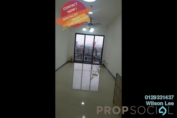 For Rent Condominium at South View, Bangsar South Freehold Fully Furnished 1R/1B 2.5k