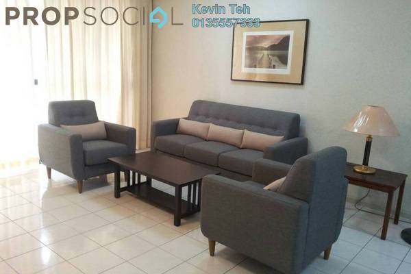 For Rent Condominium at Mont Kiara Pines, Mont Kiara Freehold Fully Furnished 3R/2B 3.2k
