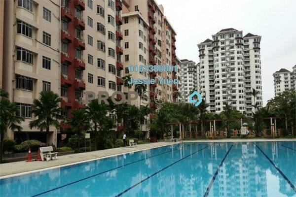 For Sale Condominium at Kelana Puteri, Kelana Jaya Freehold Unfurnished 3R/2B 450k