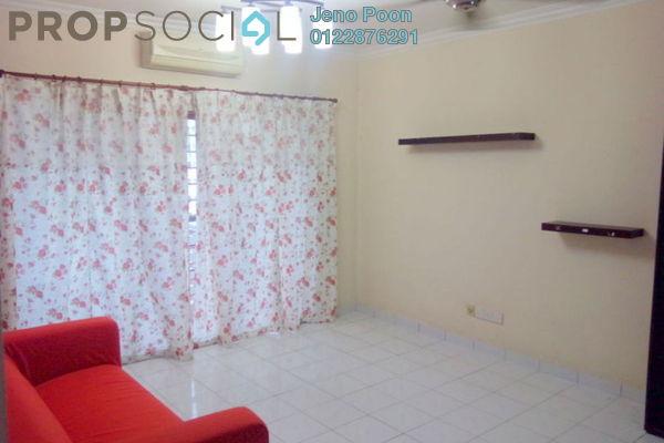 For Sale Condominium at Endah Ria, Sri Petaling Freehold Semi Furnished 3R/2B 350k