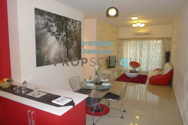 For Sale Condominium at OUG Parklane, Old Klang Road Freehold Semi Furnished 3R/2B 399k