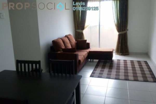 For Rent Condominium at Connaught Avenue, Cheras Freehold Fully Furnished 3R/2B 1.8k