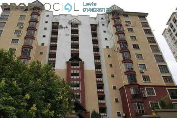 For Rent Condominium at Aman Apartment, Bandar Sunway Freehold Fully Furnished 3R/2B 1.5k