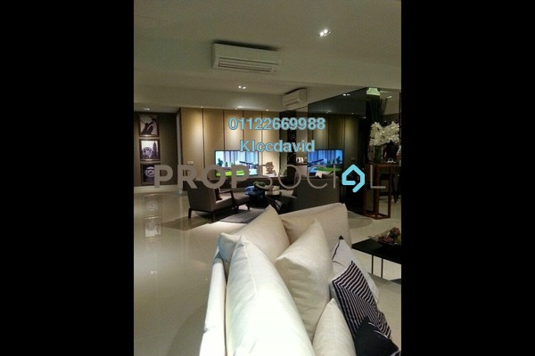 For Sale Condominium at Residensi 22, Mont Kiara Freehold Semi Furnished 3R/4B 1.73m