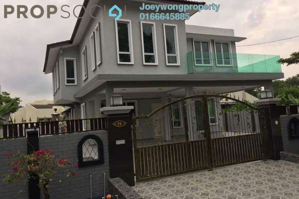 For Rent Bungalow at Taman Ferngrove, Batu 9 Cheras Freehold Semi Furnished 6R/4B 5k