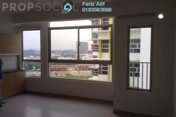 For Sale Duplex at The Domain, Cyberjaya Freehold Semi Furnished 1R/2B 298k