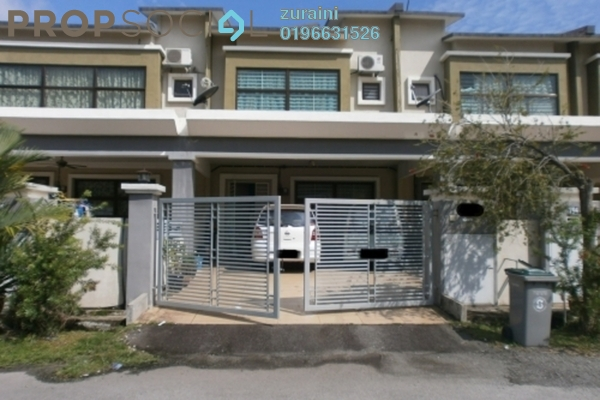 For Sale Terrace at Perdana College Heights, Nilai Freehold Semi Furnished 4R/4B 395k
