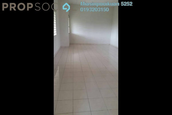 For Rent Apartment at Indah Cempaka, Pandan Indah Freehold Semi Furnished 1R/1B 1.1k