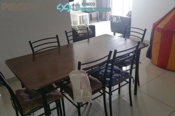 For Rent Condominium at Parc @ One South, Seri Kembangan Freehold Semi Furnished 3R/2B 1.6k