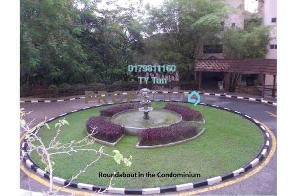 For Sale Condominium at Robson Heights, Seputeh Freehold Semi Furnished 4R/3B 673k
