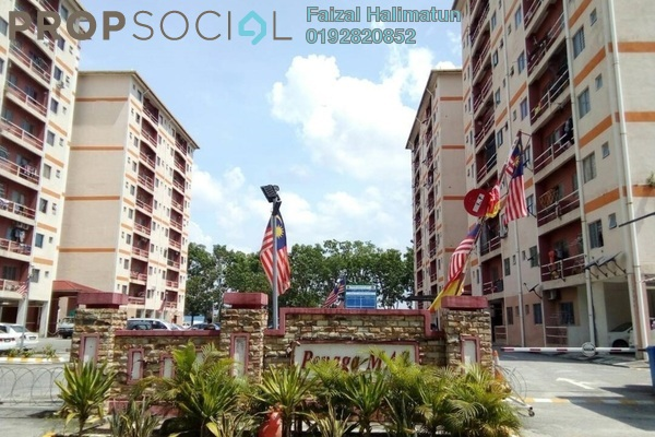 For Sale Apartment at Penaga Mas, Puchong Freehold Unfurnished 3R/2B 175k