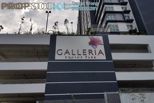 For Rent Condominium at Galleria, Equine Park Freehold Semi Furnished 1R/1B 800translationmissing:en.pricing.unit
