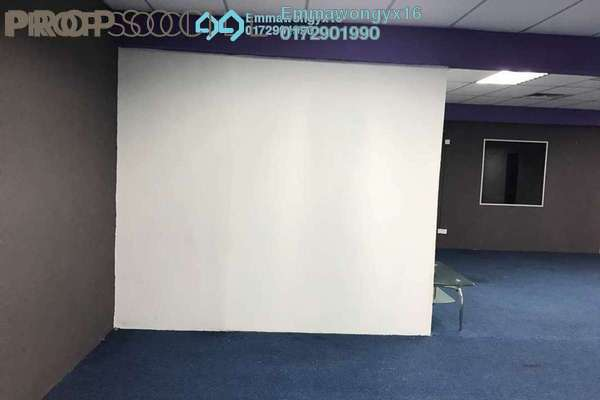 For Rent Office at Diamond Square, Setapak Freehold Fully Furnished 0R/0B 1.85k