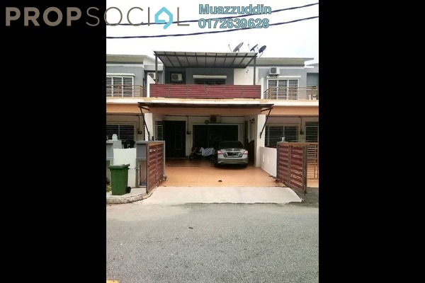 For Sale Terrace at Perdana College Heights, Nilai Freehold Unfurnished 4R/4B 430k
