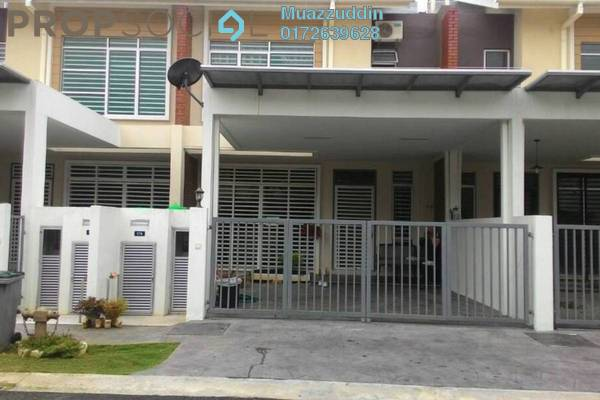 For Sale Terrace at Laman Bakawali Terrace Series 2, Kota Seriemas Freehold Unfurnished 4R/3B 480.0千