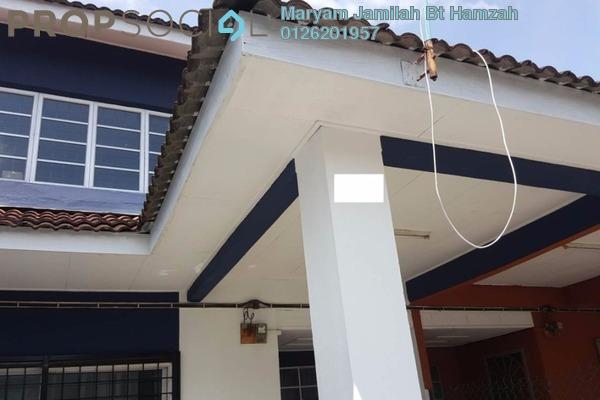 For Sale Terrace at Taman Alamanda, Senawang Freehold Unfurnished 3R/3B 350k