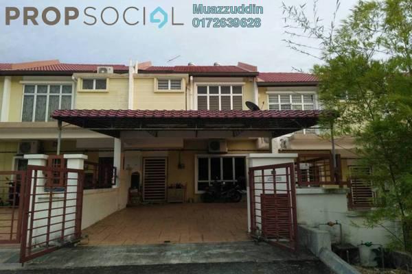 For Sale Terrace at Taman Pelangi Semenyih 2, Semenyih Freehold Semi Furnished 4R/3B 440k