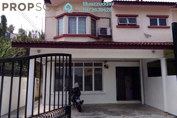For Sale Terrace at Taman Bukit Mewah, Kajang Freehold Unfurnished 4R/3B 490k
