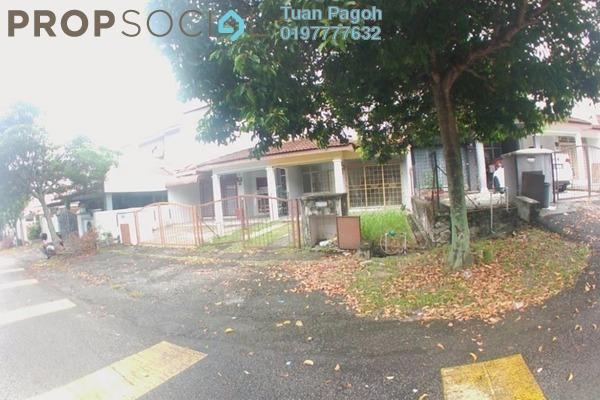 For Sale Terrace at Taman Lestari Putra, Bandar Putra Permai Freehold Unfurnished 4R/3B 380k