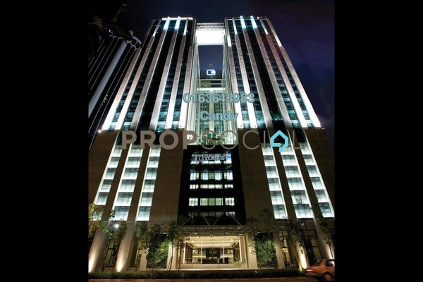For Rent Office at GTower, KLCC Freehold Unfurnished 0R/0B 119k