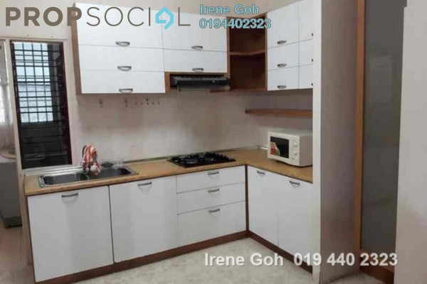 For Rent Condominium at Marina Bay, Tanjung Tokong Freehold Fully Furnished 3R/2B 2.5k