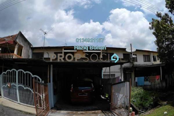 For Sale Terrace at Taman Sri Jelok, Kajang Freehold Semi Furnished 2R/1B 250k