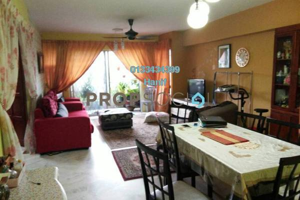 For Sale Condominium at Le Jardine, Pandan Indah Freehold Semi Furnished 3R/2B 450k