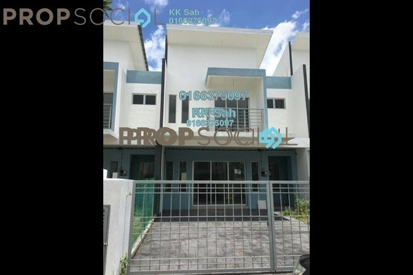 For Sale Terrace at Saujana Rawang, Rawang Freehold Unfurnished 4R/4B 508k