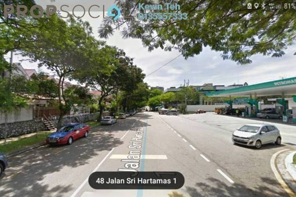 For Sale Terrace at Taman Sri Hartamas, Sri Hartamas Freehold Semi Furnished 5R/4B 1.79m