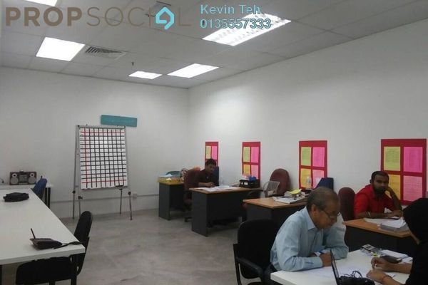 For Sale Office at Sentral Vista, Brickfields Freehold Semi Furnished 0R/0B 1.2m