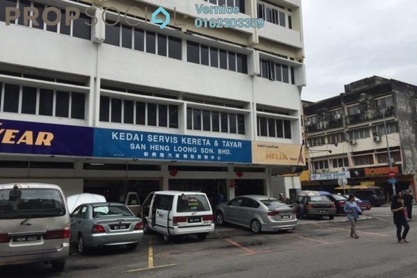 For Rent Shop at Taman Maluri, Cheras Freehold Unfurnished 0R/0B 5k