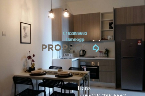 For Rent Serviced Residence at Tropicana Gardens, Kota Damansara Leasehold Fully Furnished 2R/1B 2.4k