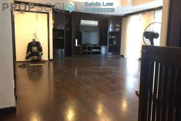 For Sale Condominium at Astana Damansara, Petaling Jaya Freehold Semi Furnished 4R/3B 910k