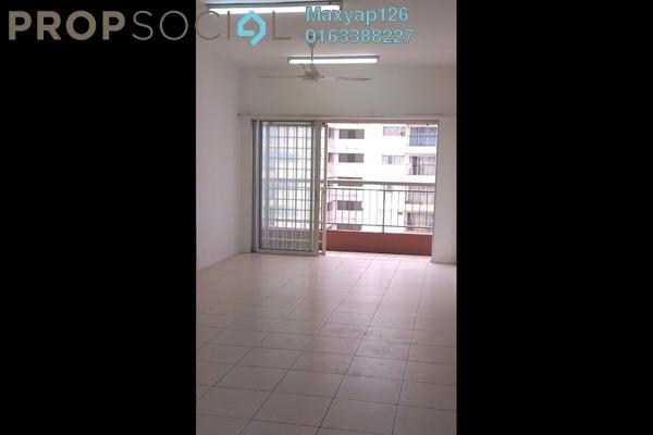 For Rent Condominium at Plaza Medan Putra, Bandar Menjalara Freehold Unfurnished 3R/2B 1k