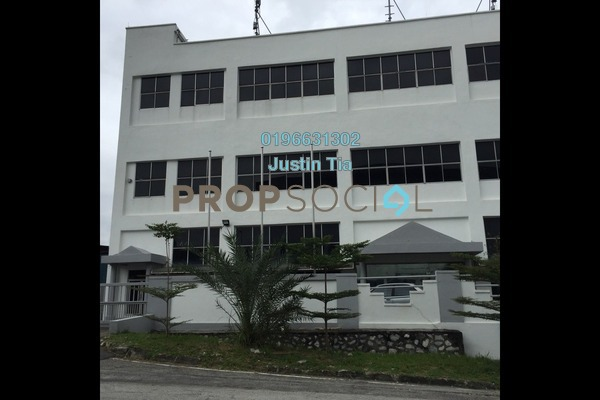 For Rent Factory at Taman Kinrara, Bandar Kinrara Freehold Semi Furnished 0R/0B 79.2k