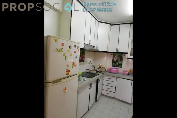 For Rent Condominium at Danau Impian, Taman Desa Freehold Semi Furnished 3R/2B 1.5k