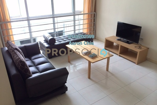 For Rent Condominium at Metropolitan Square, Damansara Perdana Freehold Fully Furnished 2R/2B 1.75k