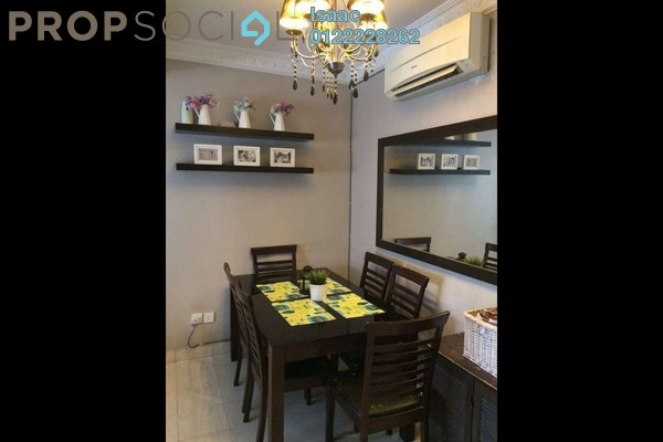For Sale Apartment at Carlina Apartment, Kota Damansara Freehold Fully Furnished 3R/2B 350k