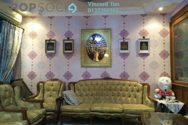 For Sale Terrace at Section 9, Kota Damansara Leasehold Semi Furnished 4R/3B 869k